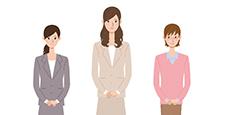事业女性 商务女性 商界女性