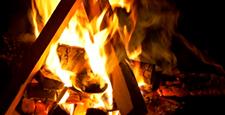 불꽃 모닥불