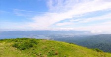 4K-高原から飛び立ち雲上へ
